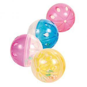 Trixie Piłeczki Plastikowe Grzechoczące (4166)