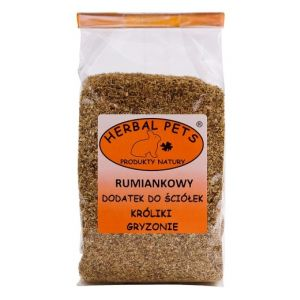 Herbal Pets Rumiankowy dodatek do ściółek 50g