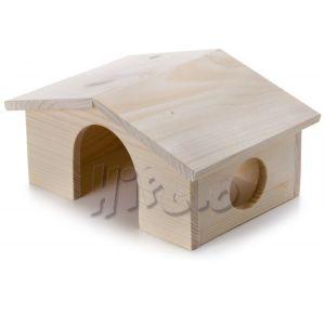JK Animals Domek Drewniany - Świnka Morska (32430)