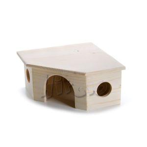 JK Animals Domek Narożny - Mały (32439)