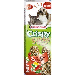 Versele Laga Crispy Sticks-Rabbits & Chinchillas Herbs (110g)