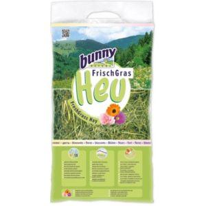 Bunny FreshGrass Hay - Sianko z Kwiatami 500g