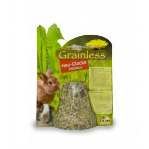JR Farm Grainless Dzwonek z Siana z Hibiskusem 125g
