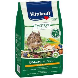 Vitakraft Emotion Beauty 600g Karma dla Koszatniczek