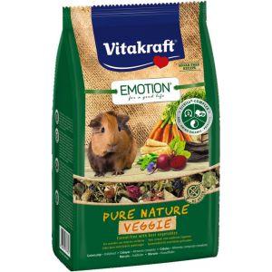 Vitakraft Emotion Veggie 600g Karma dla Świnek Morskich