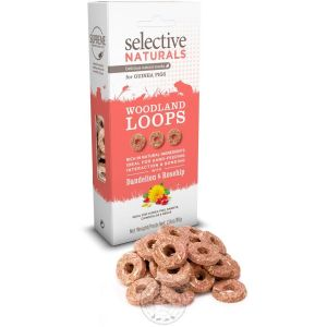 Supreme Snack Naturals - Woodland Loops 60g