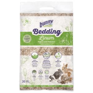 Bunny Bed O'Linum 12,5l - Ściółka Lniana