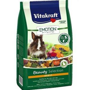 Vitakraft Emotion Beauty 600g Karma dla Królików