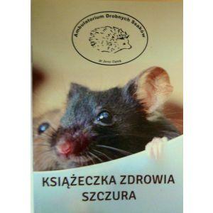 Dr Ziętek - Książeczka Zdrowia Śzczurka