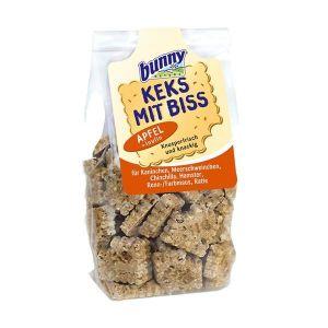 Bunny Crunchy Cracker - Krakersy z Jabłkami 50g