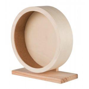 Trixie Kołowrotek Drewniany 28cm