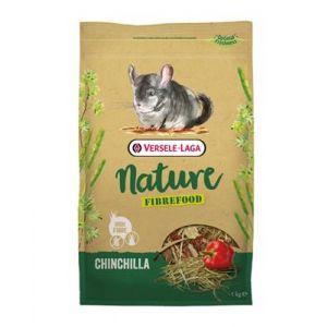 Versele Laga Chinchilla Nature Fibrefood 1kg -  LIGHT/SENSITIVE