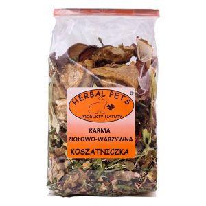 Herbal Pets Karma Ziołowo-Warzywna dla Koszatniczek 150g