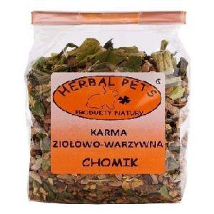 Herbal Pets Karma Ziołowo-Warzywna dla Chomika 150g