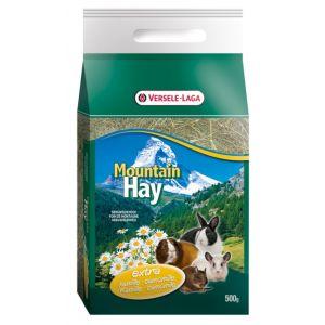 Versele Laga Mountain Hay Camomille - Siano z Rumiankiem 500g