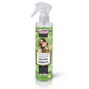 Benek Neutralizator Zapachów - Zielona Herbata Spray 250ml