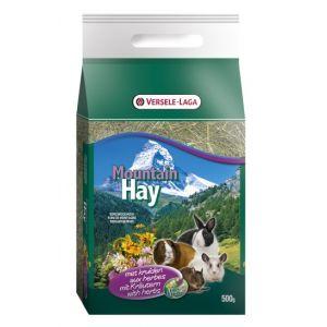 Versele Laga Mountain Hay Herbs - Siano z Ziołami 500g