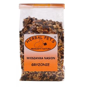 Herbal Pets Mieszanka nasion 150g